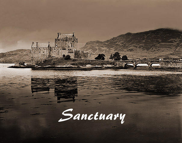 Sanctuary—Palladium Prints by Timothy H. McCoy