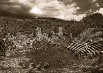 The Sound and the Furies (Phaselis, Turkey)