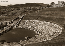 Out, Out Brief Candle (Messene, Peloponnese, Greece)