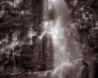 Long White Veil (Juney Whank Falls, Great Smoky Mtns NP, TN)